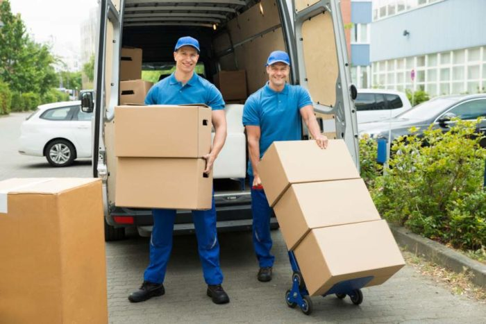 long distance interstate moving companies in Lafayette
