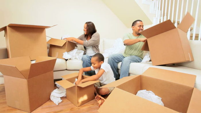 long distance interstate moving companies in Kenner