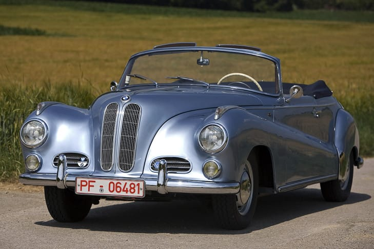 Shipping A BMW 502 | Cost Prices & Transport Information