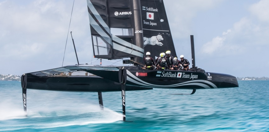 Get Ready for America's Cup!