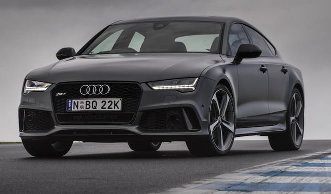 Shipping An Audi Rs7 Sportback Cost Prices Transport Information