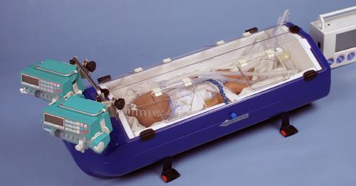 Formula 1 Racing Technology Used to Create Safer Device to Transport Newborns
