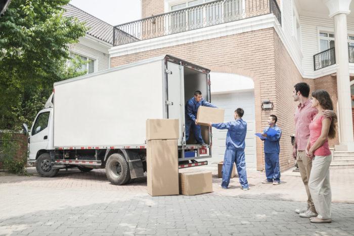 cheapest movers in Calipatria