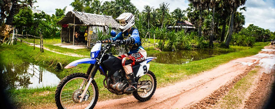 Moving motorcycles to Cambodia for over 30 years