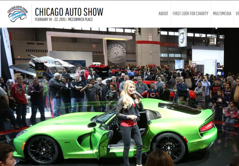 Chicago Auto Show - Mccormick place car show