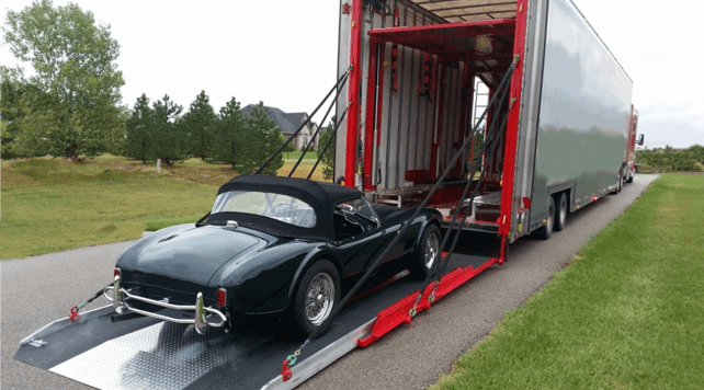 What is the Greatest Enclosed Auto Shipping Companies?