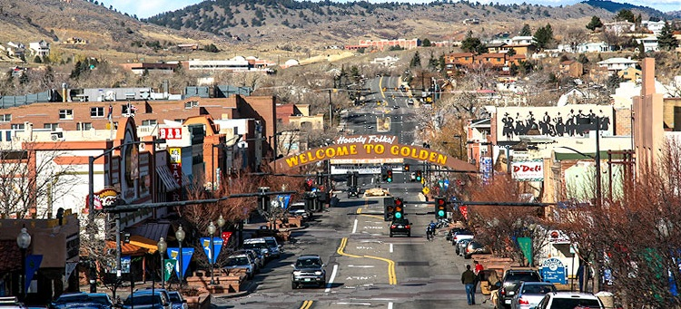 long distance interstate moving companies in Golden