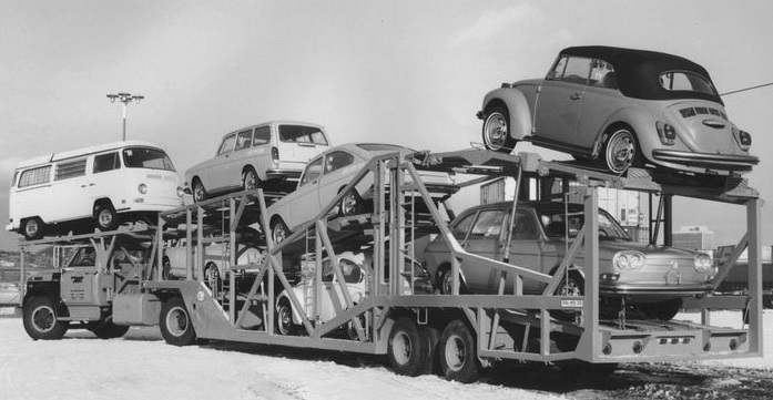 The History of Auto Shipping