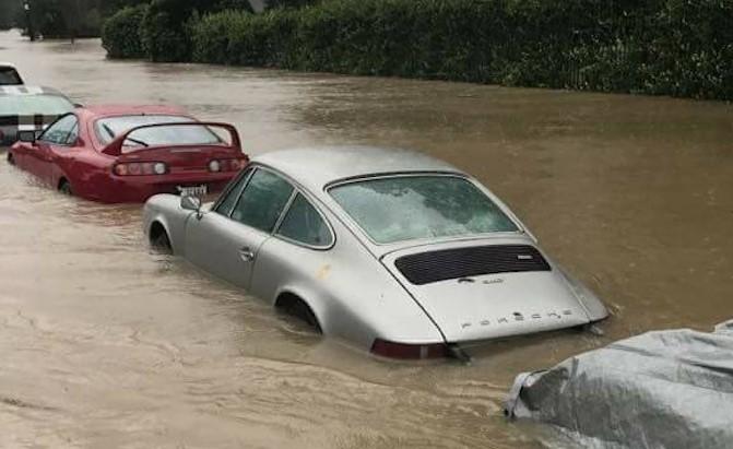 Hurricane Harvey Ruins Lives, Destroys Houses and Cars