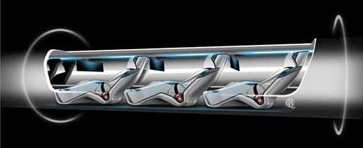 Musk's Hyperloop Obtains Verbal Approval