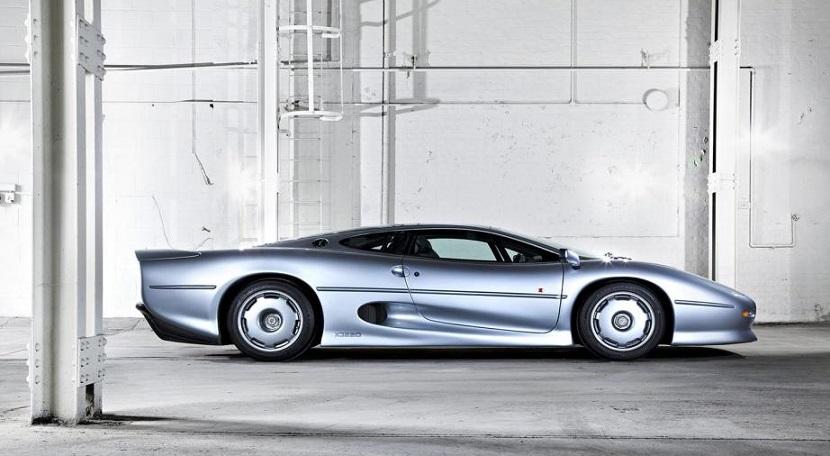 Jaguar XJ220-S