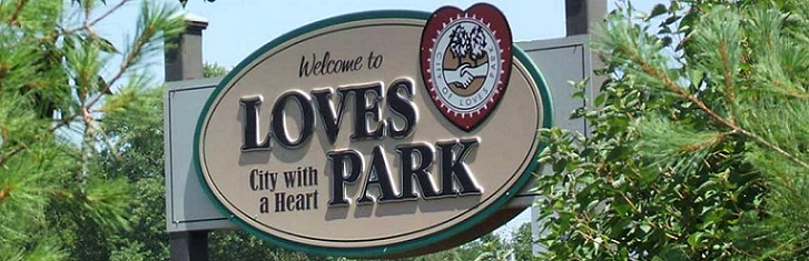long distance interstate moving companies in Loves Park