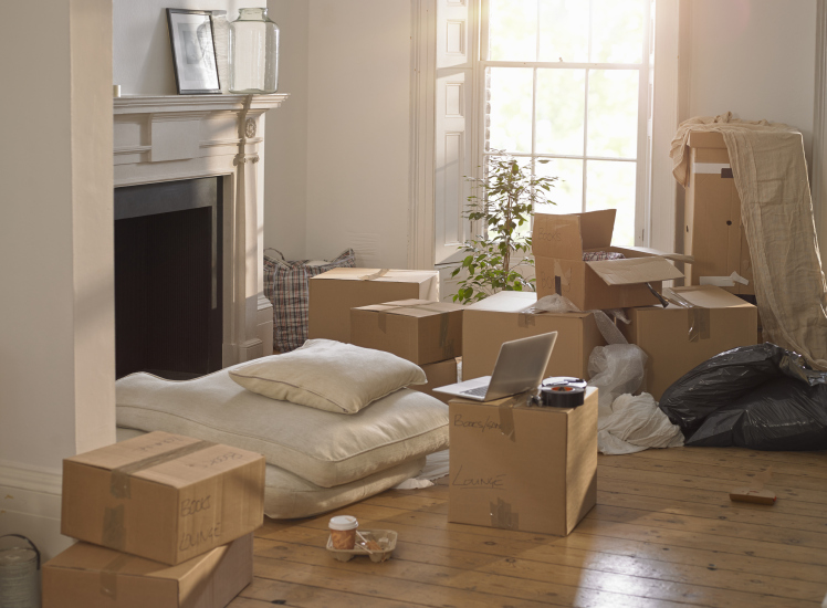 long distance interstate moving companies in Central