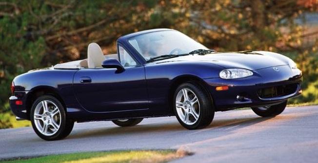 Mazda Announces Restoration Program for First-Generation Miatas