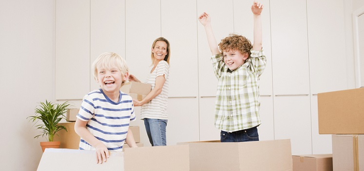 long distance interstate moving companies in Garden City