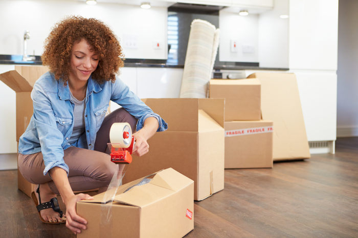 long distance interstate moving companies in Shively