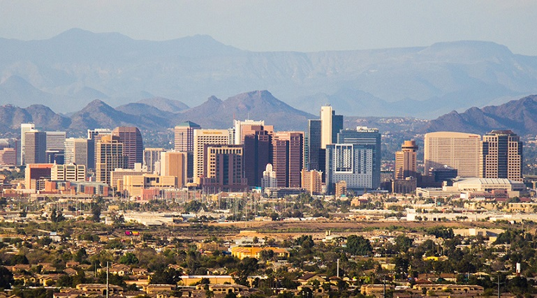 long distance interstate moving companies in Phoenix