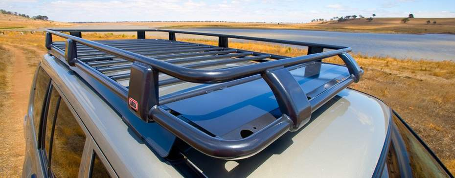 Can I Ship My Vehicle With A Roof Rack?