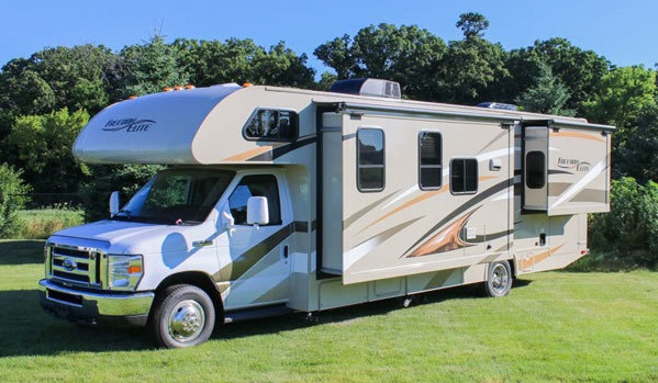 Cost to ship a recreational vehicle (RV)