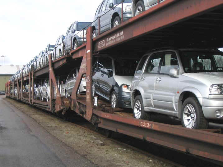 Ship A Car >> Shipping A Car By Train Aka Transporting A Car By Rail