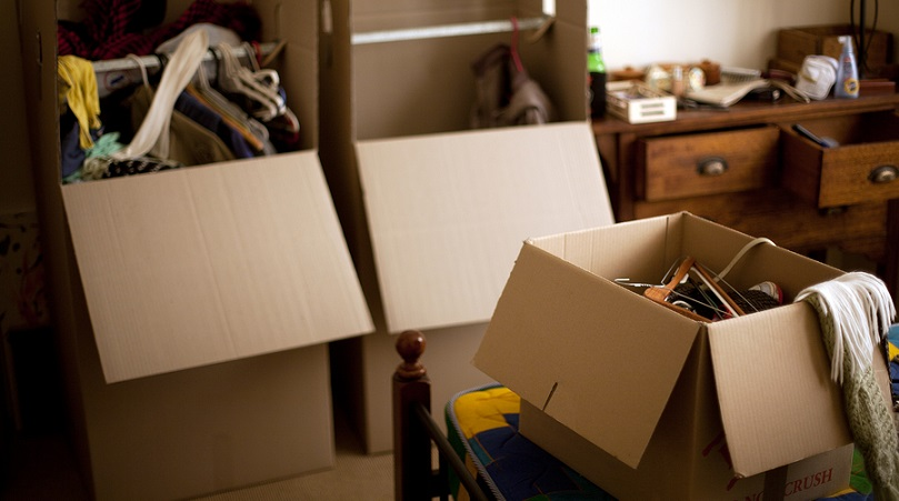 Sort through Your Belongings before Moving to the UK