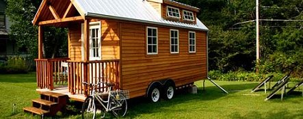 Shipping A Home Trailer Or Tiny Home