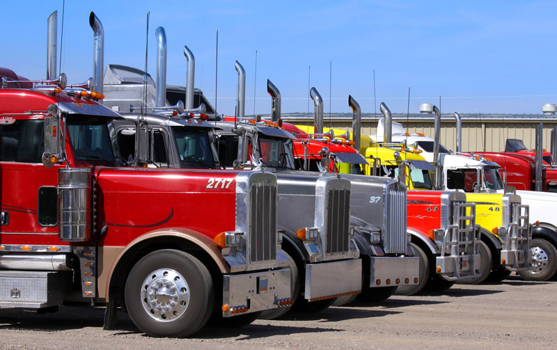 Heavy Equipment Trucking Companies