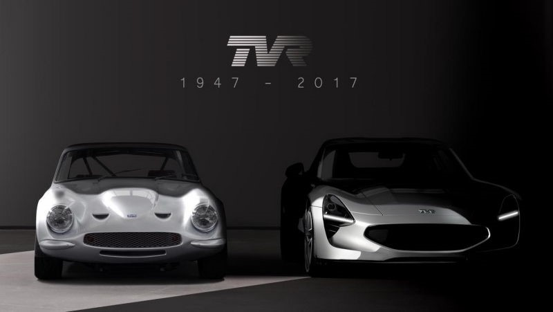 New TVR 2017 Debut TODAY